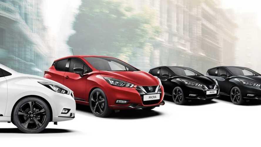 Két új benzinmotort és egy N-Sport változatot is kap a Nissan Micra