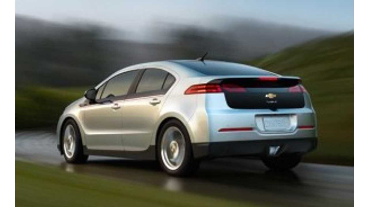 Canada Plug-In Electric Vehicle Sales July 2013