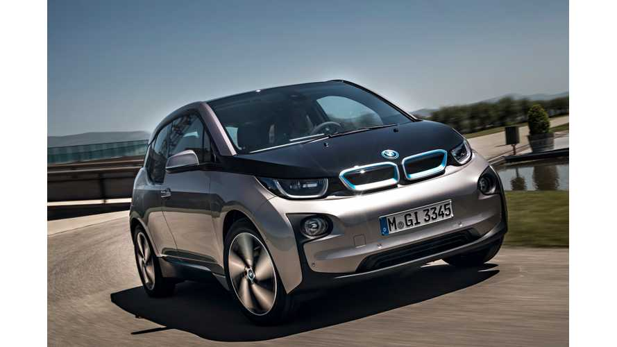 BMW Releases All The Details On The i3