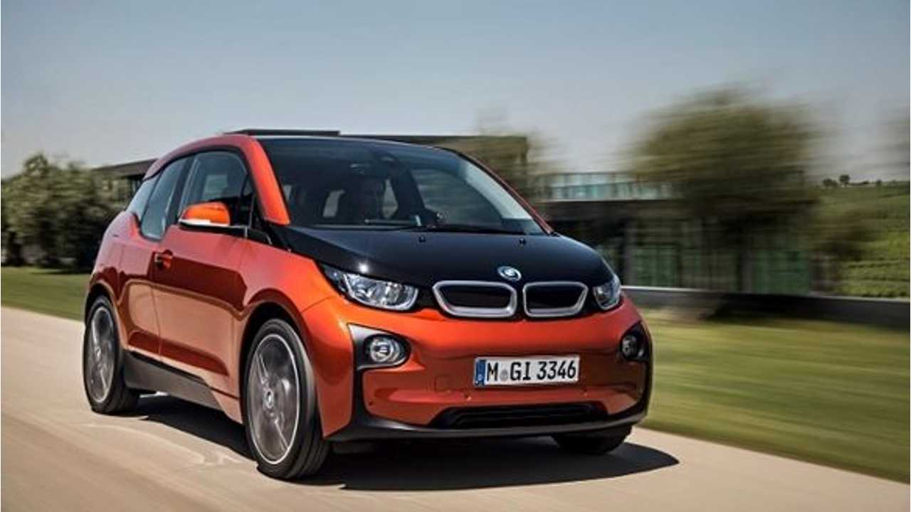i3 Expected to Join BMW's US DriveNow Program