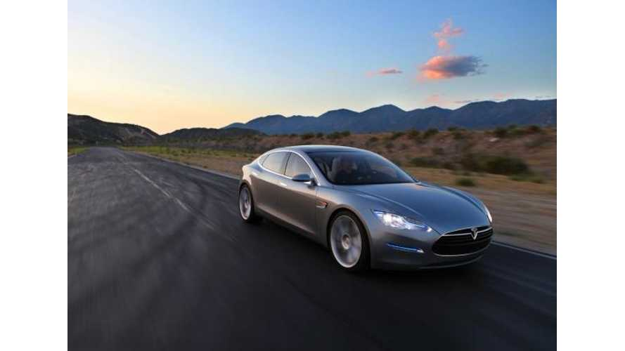 Edmunds Selects Tesla Model S as Best Electric / Alternative Fuel Vehicle You Can Buy