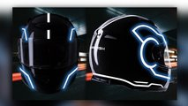 tron helmet jarvish technology