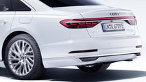 Audi A8 L 60 TFSI és négy