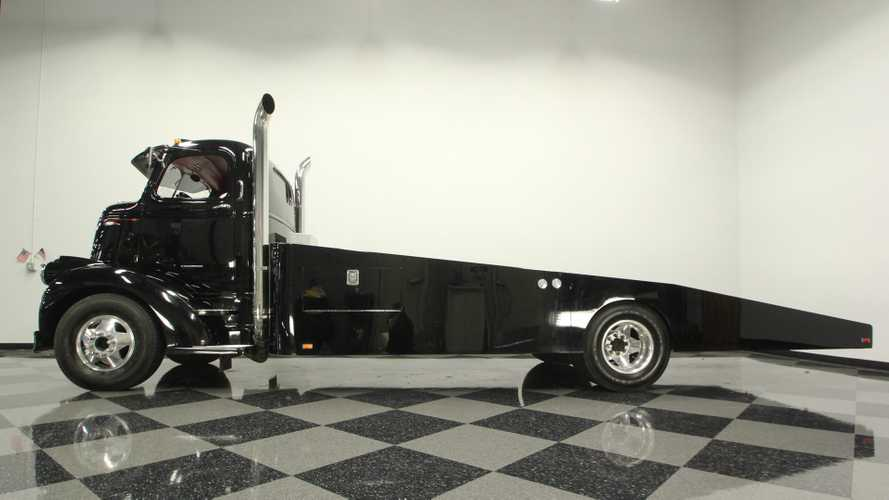 Use An Unsightly Trailer For Your Classic? Enter This 1946 Chevy