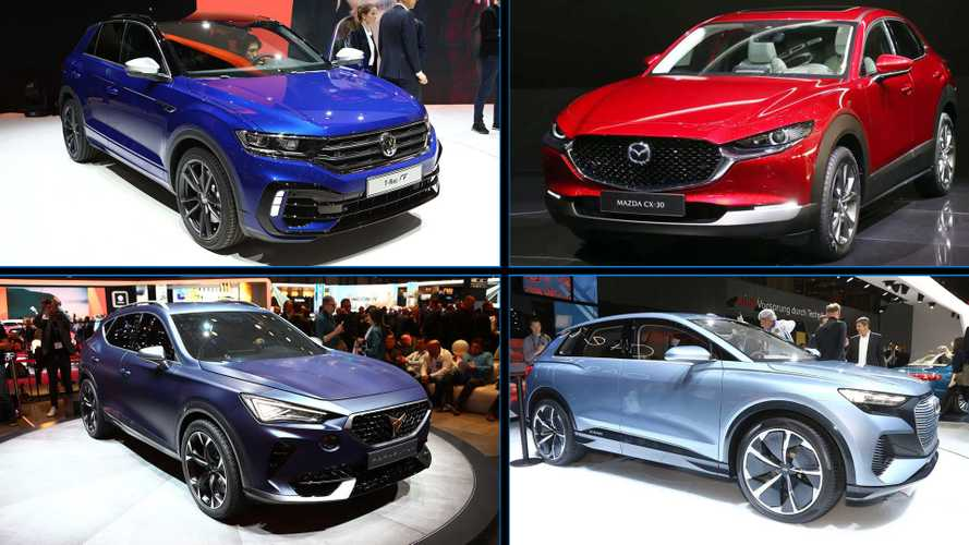 Los 10 mejores SUV del salón de Ginebra 2019