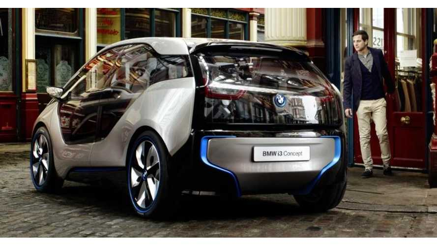 BMW i3 Order Books to Open in Late July