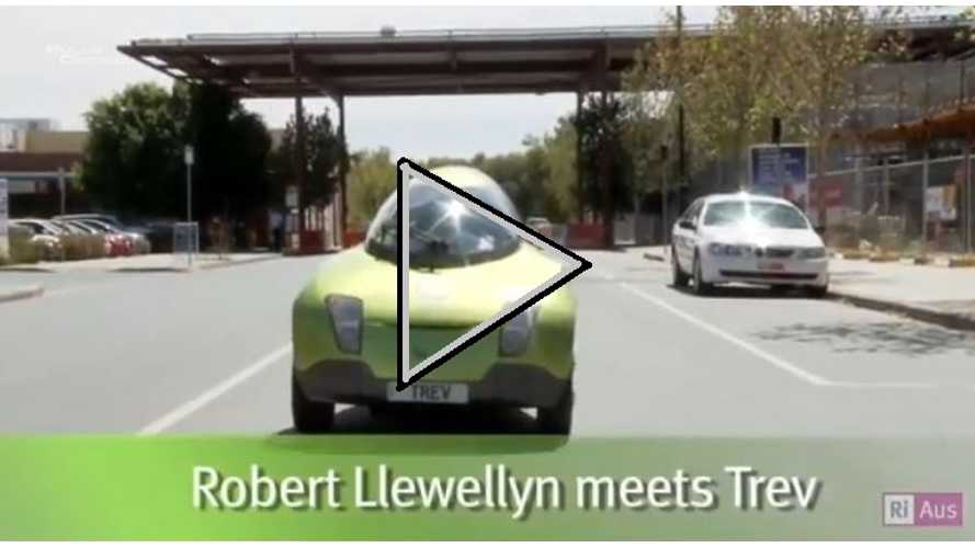Video: Fully Charged Drives Electric Trev, the
