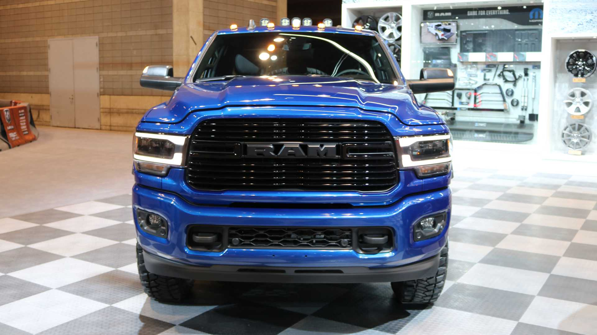 Mopar's 2019 Ram 2500 Debuts With Bevy Of Upgrades In Chicago