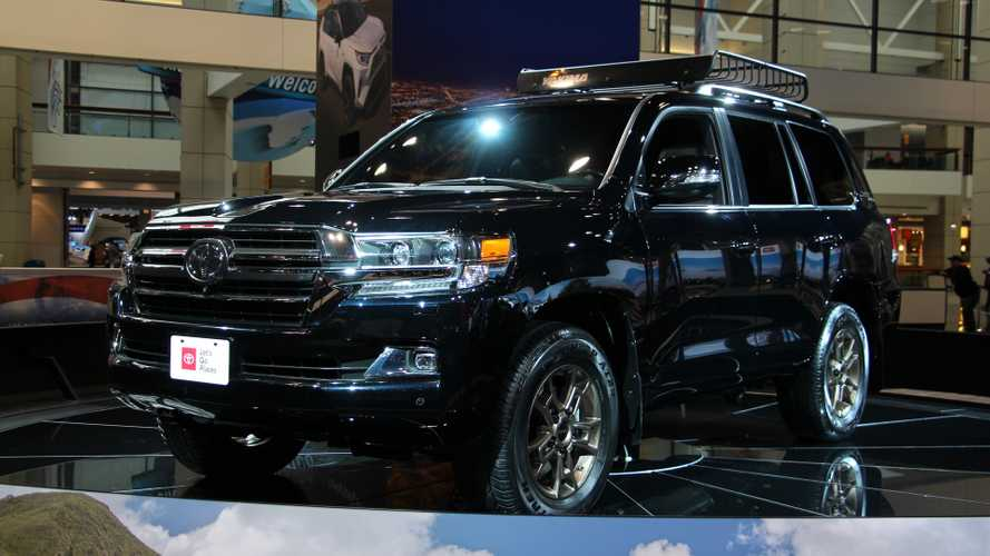 Toyota Land Cruiser Will Stick Around In The United States