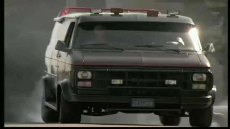 Watch: Make An Authentic A-Team GMC Vandura