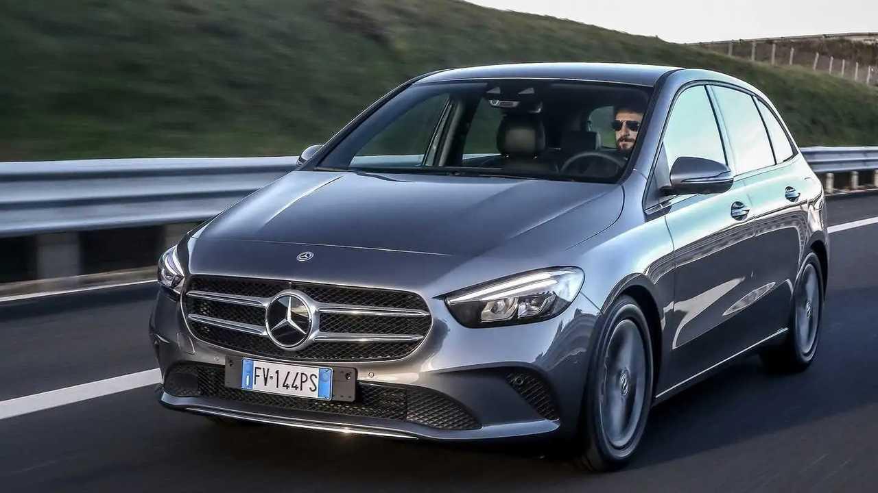 Mercedes Classe B, nel Garage di Motor1.com, la prova di Massimo