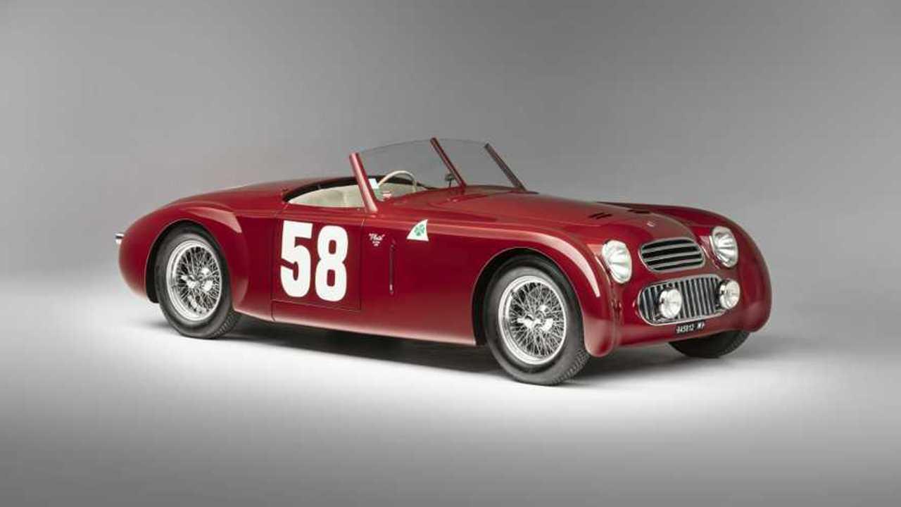 1949 Alfa Romeo 6C 2300 Platé Special Artcurial