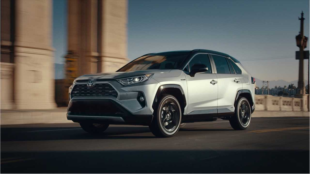 Toyota 2019 Super Bowl commercial