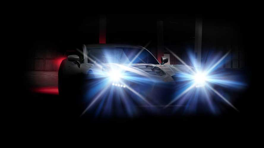 Ginetta supercar teased with 600+ bhp naturally aspirated V8