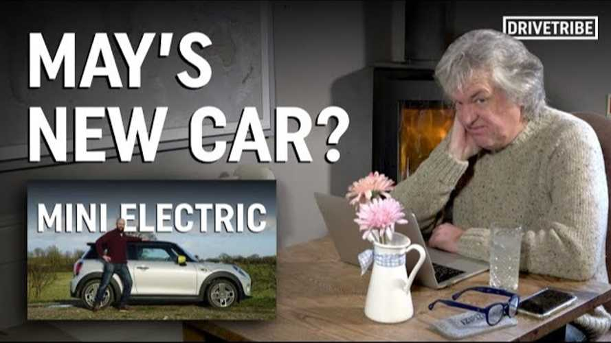 Does James May Like The New MINI Electric?