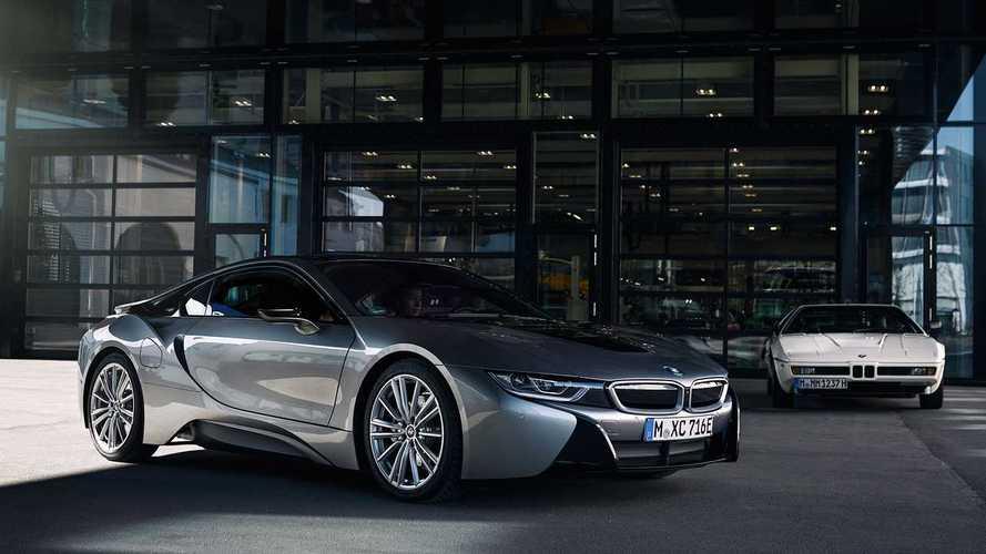 BMW i8: Produktionsende nach nur sechs Jahren