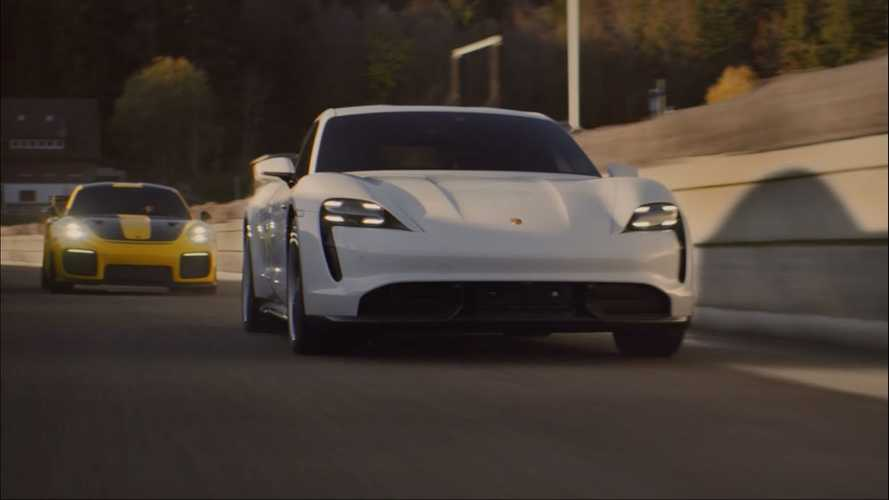 Porsche Details All The Cars From Its Super Bowl Ad