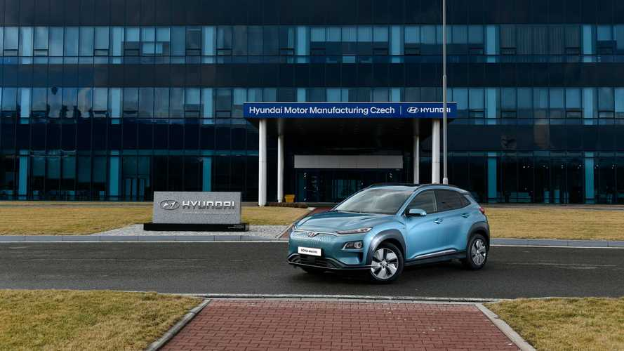 Hyundai Kona Electric Sales Up Above 5,000 Per Month Again