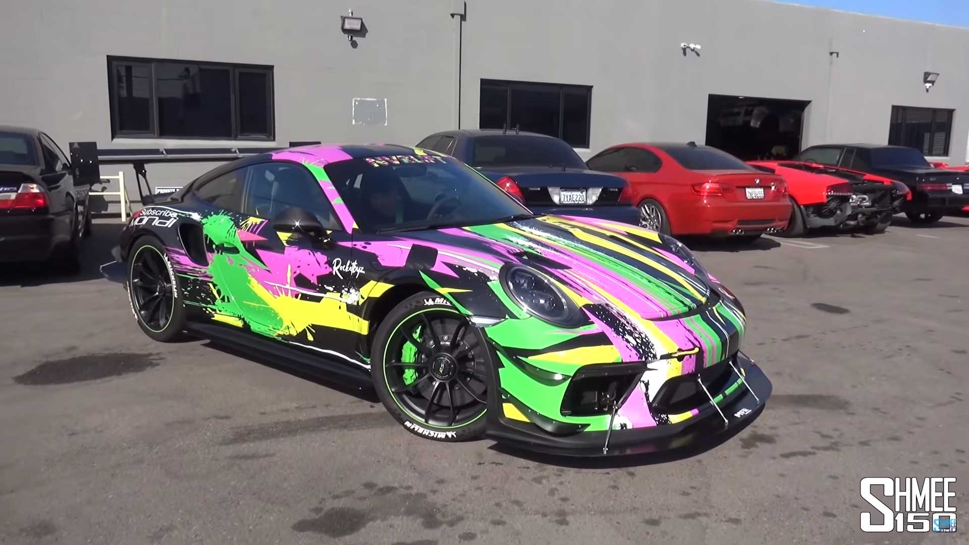 Bonkers Porsche 911 Gt3 Twin Turbo Has 800 Hp And Is Getting More