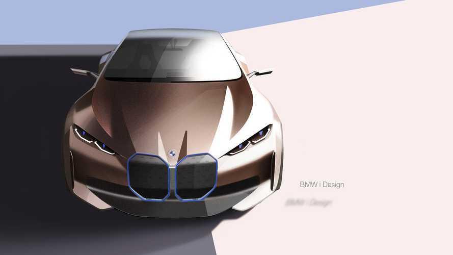 La BMW i4 M sera moins performante que les M3 et M4