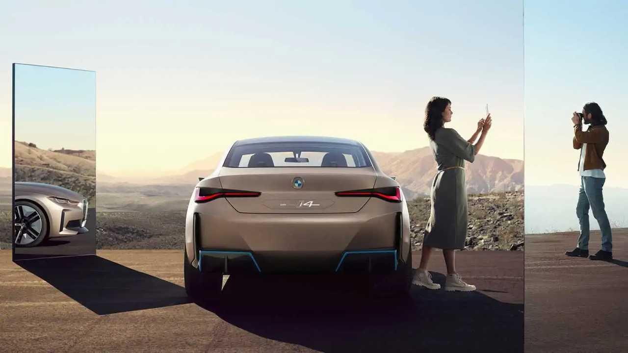 Novo Bmw I4 Producao Comeca Em 2021 E Fabrica Ja Esta Sendo Adaptada