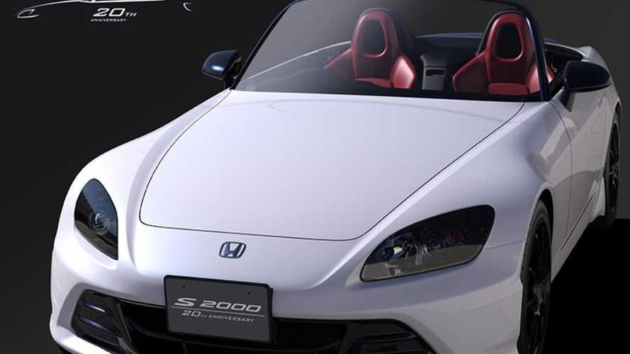 Honda S2000, il