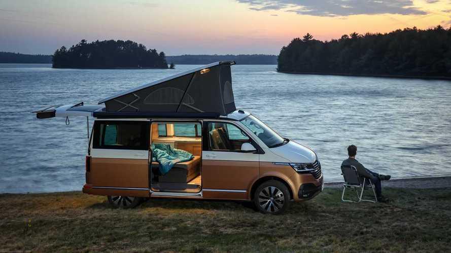 Volkswagen California 6.1, tutte le novità per il mercato italiano