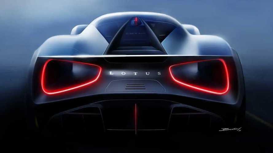 Lotus Evija, la supercar elettrica Made in Hethel