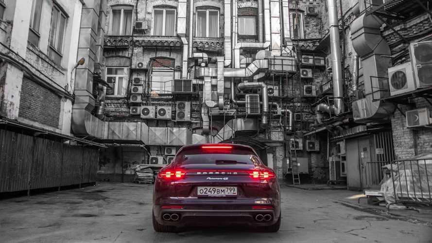 Хэтчбек, универсал или Shooting Brake? Porsche Panamera Sport Turismo