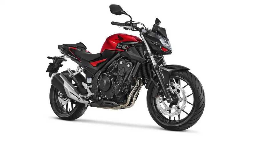 Honda CB500 2020 (BR)