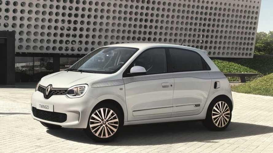Renault Twingo Z.E. 2020 içinde gelecek