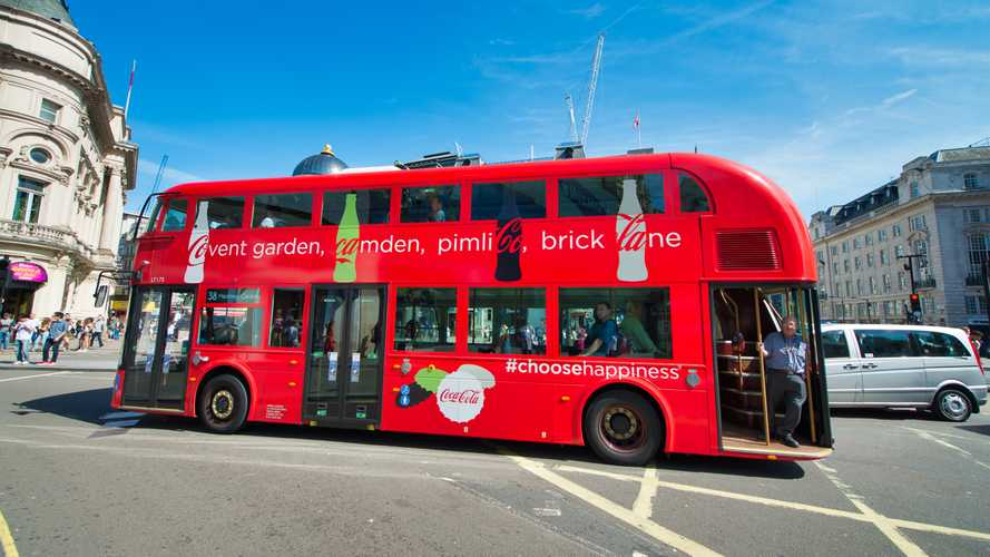 London Trials Noise-Emitting Electric Buses To Improve Safety
