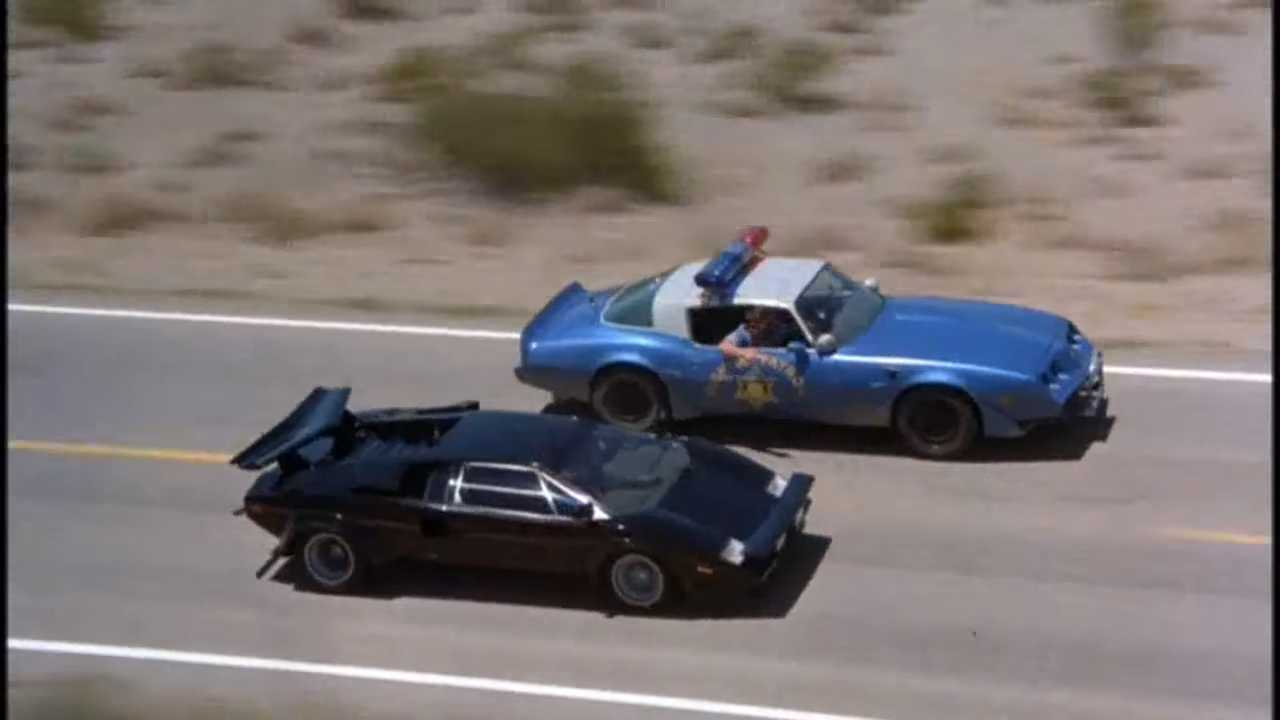The Cannonball Run record should be retired before someone gets hurt.