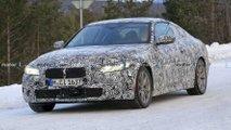 BMW 4 Series Spy Photos