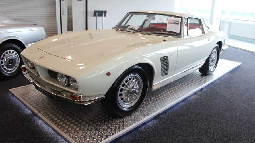 Market: Italian exotica and fast Fords star at Silverstone