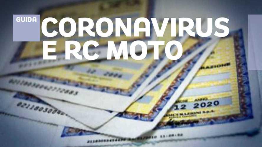 Decreto Cura Italia: cosa cambia per l'assicurazione moto