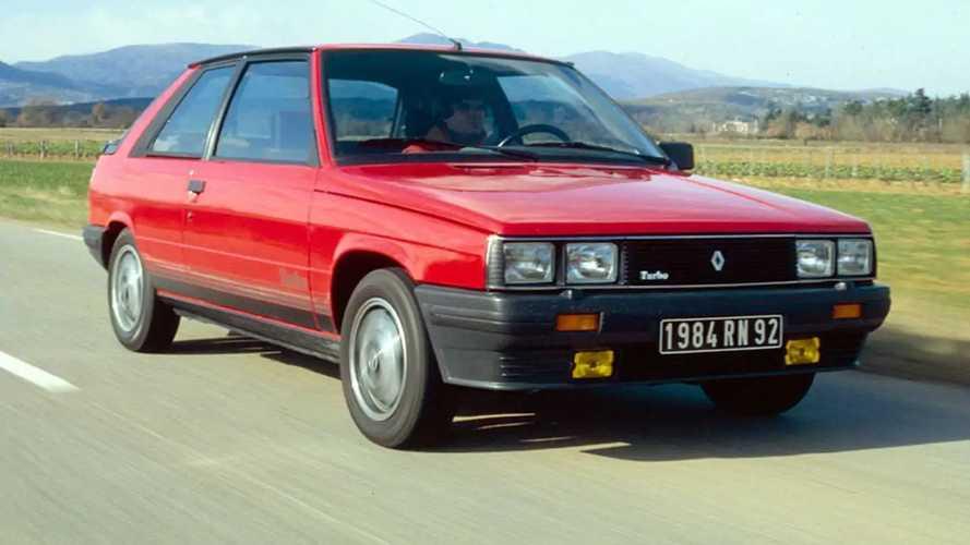 Renault 11 Turbo 1984-1989
