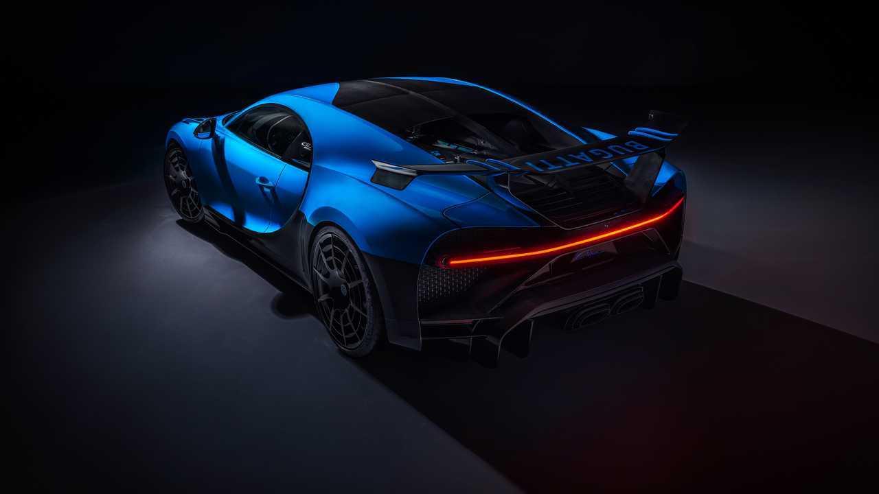 Bugatti Chiron Pur Sport (2020)