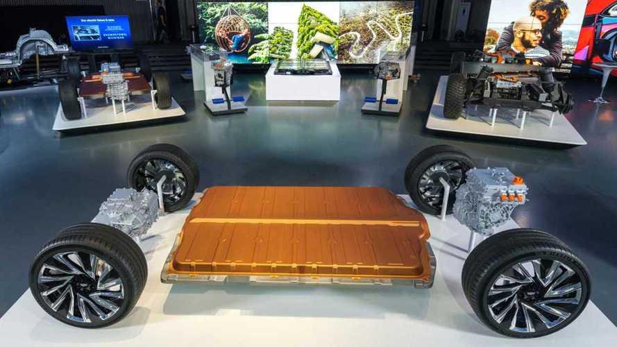 "General Motors stellt ""Ultium""-Batterien und Elektro-Plattform vor"