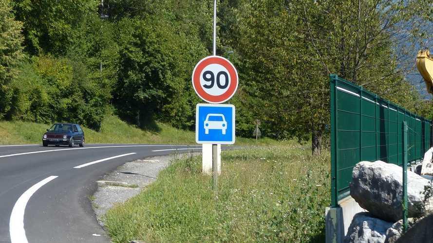 La Seine-et-Marne passe une partie de ses routes à 90 km/h