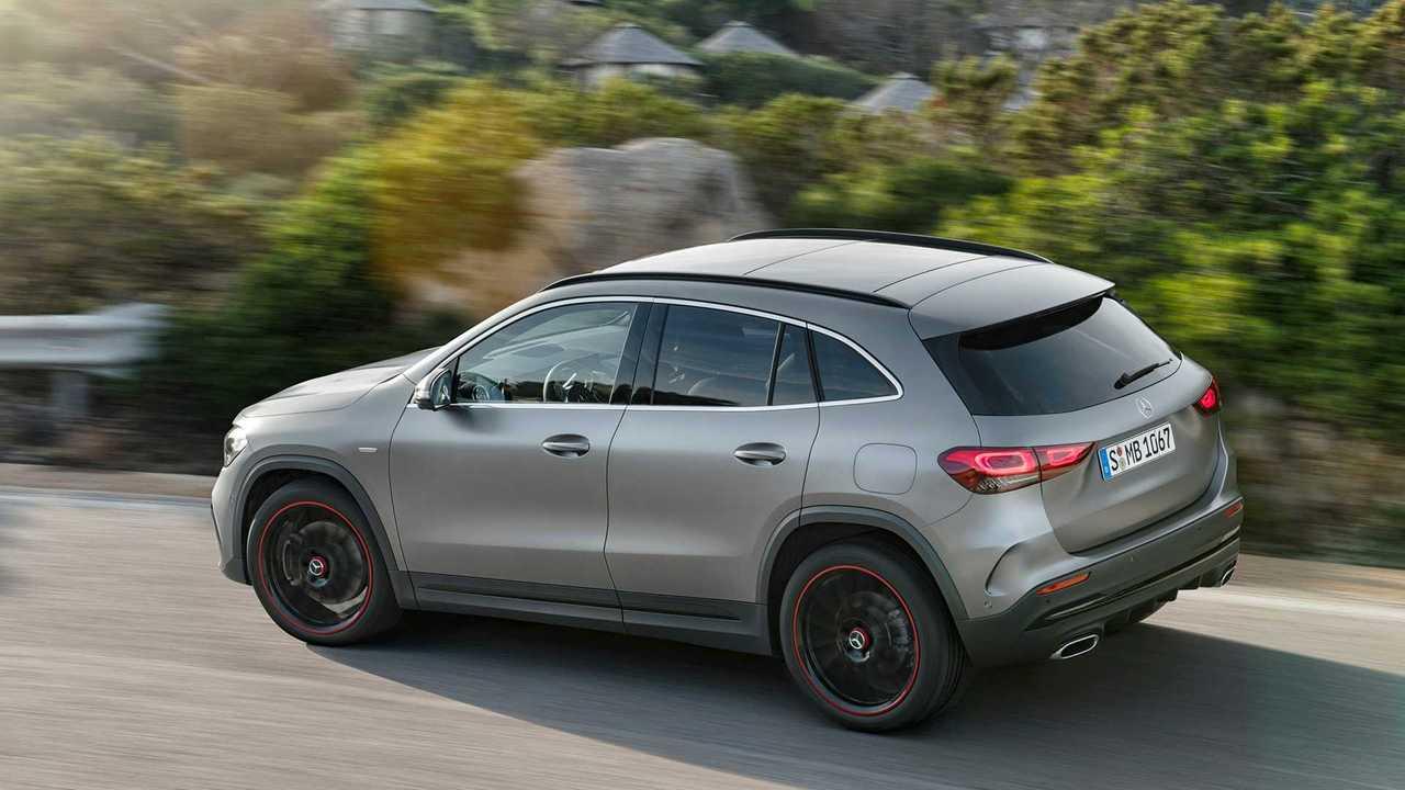 Neuer Mercedes Gla 2020 Alle Infos Zu Motoren Und Preisen