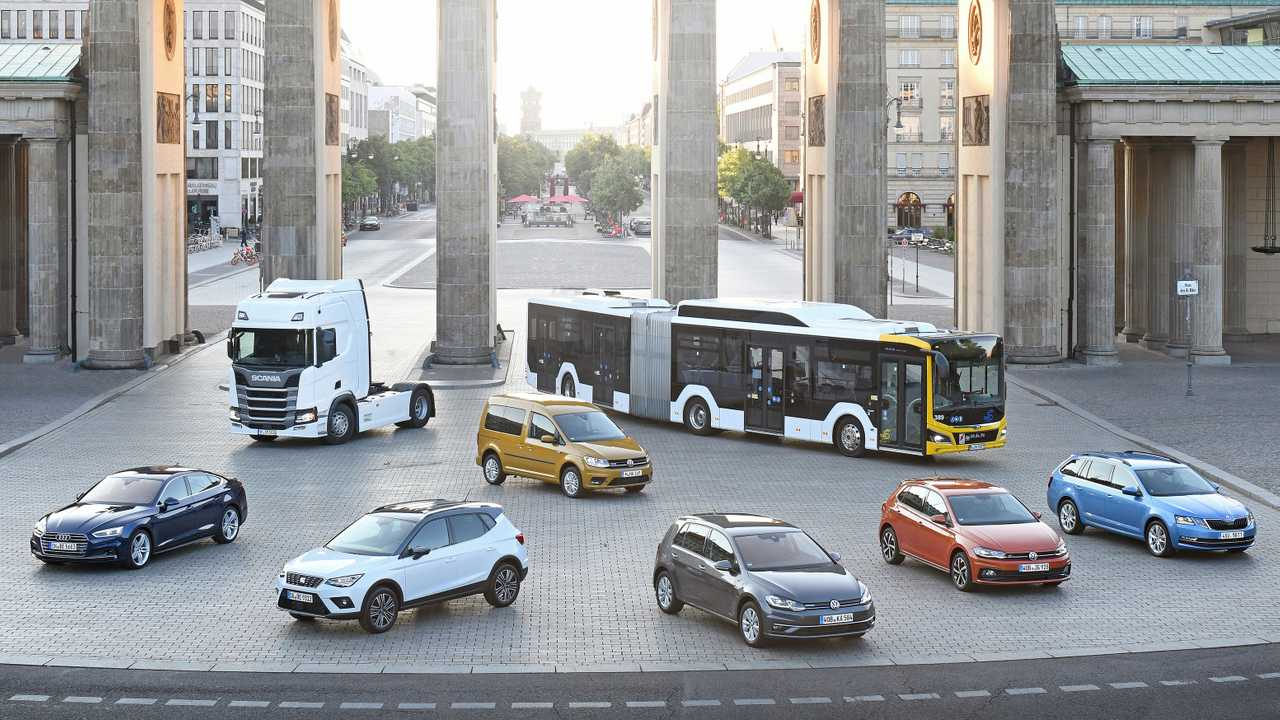Il gruppo Volkswagen crede nel metano