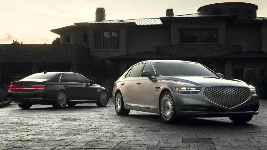 2020 Genesis G90 Already Gets Lease Discount Of Almost $7,000