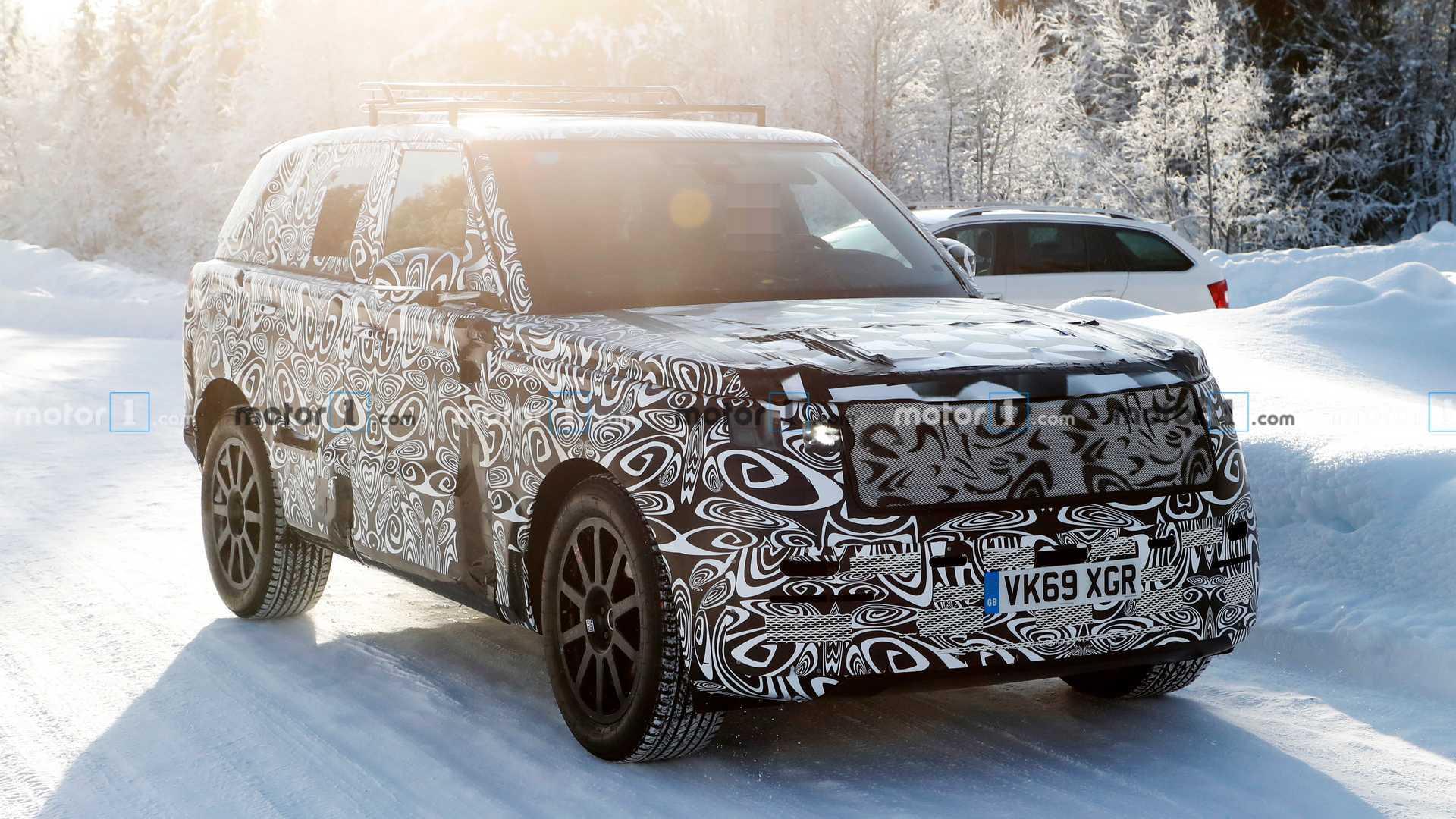 2021 Range Rover Sport 21