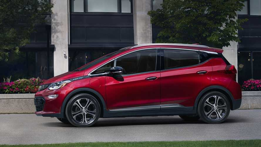 In Q1 Chevrolet Bolt EV Sales In U.S. Improved Significantly