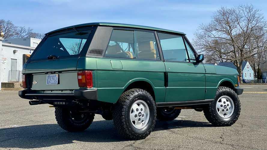 Legacy Overland Range Rover (1990)