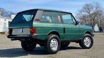 Legacy Overland Range Rover (1990)