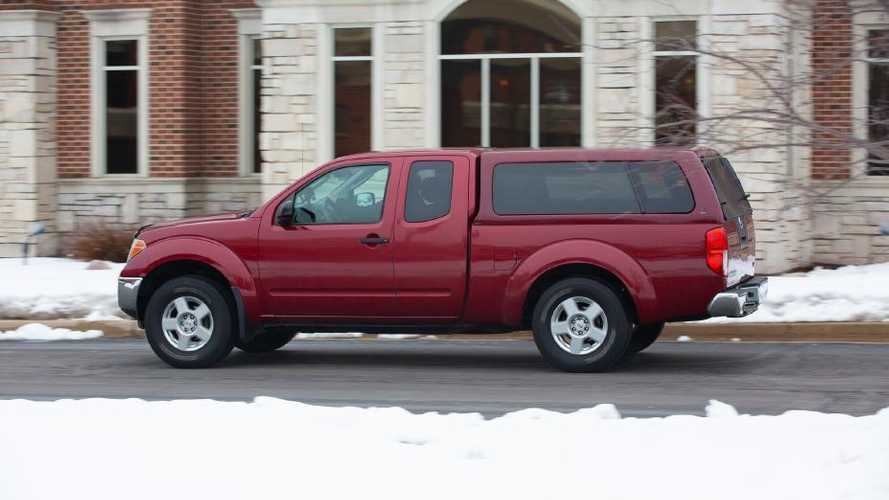 Million-Mile 2007 Nissan Frontier Looks Good As New