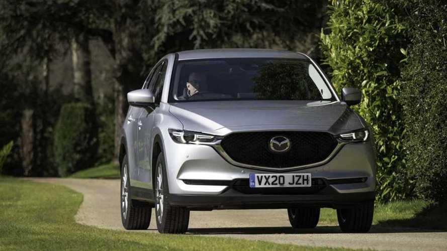 Mazda CX-5 ufak güncellemeler gördü