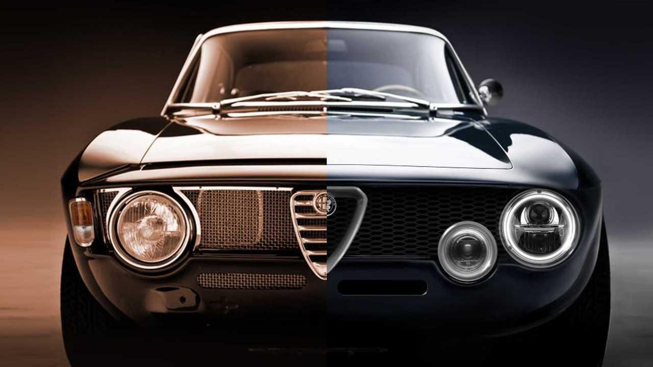 Alfa GT elettrica